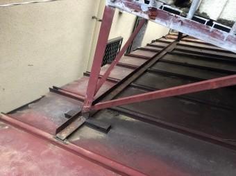三郷町 複合型瓦屋根 補修工事