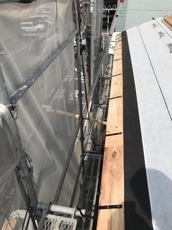 橿原市 雨樋金具 設置