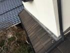 2階窓下の下屋根