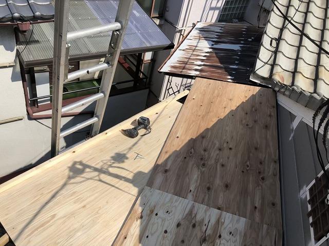 奈良市で屋根の無料点検
