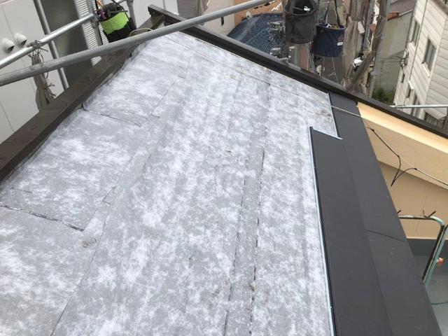 シート防水屋根