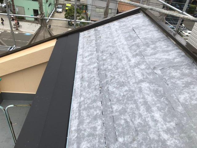 シート防水屋根2