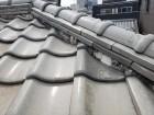 大阪市内の瓦屋根の現調写真