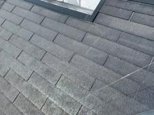 屋根を下塗り塗装