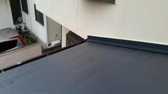 下屋根横暖ルーフ