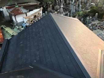 奈良市 スレート 設置