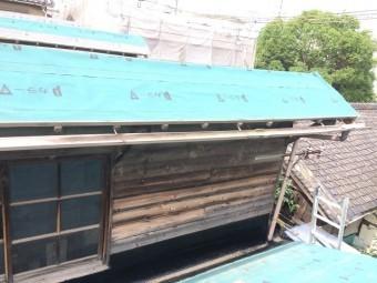 工場屋根防水