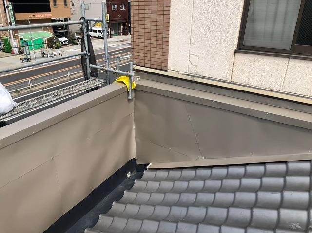外壁をガルバリウム鋼板