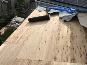 香芝市 防水紙 設置