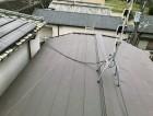 橿原市 セメント瓦屋根 完成