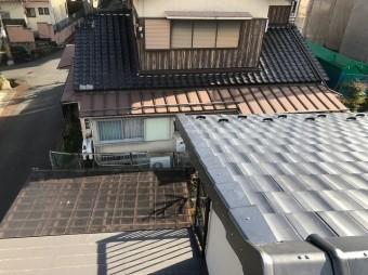 香芝市の太陽光発電設置のための屋
