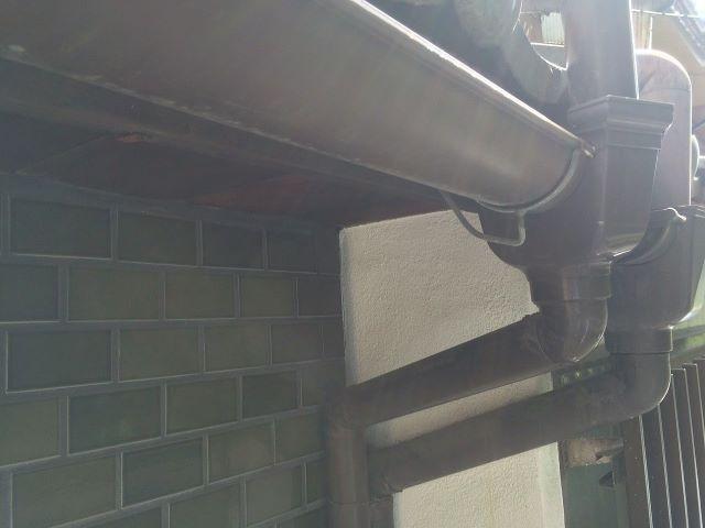 雨樋 塩化ビニール製