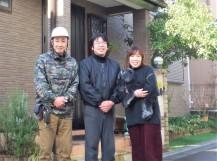 生駒市の屋根外壁リフォームをされたお客様