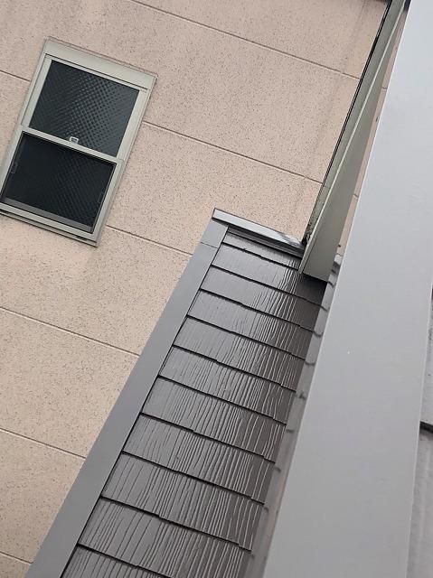 奈良市の雨漏りの住宅の屋根