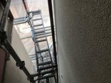 雨樋の取り換え工事の完成
