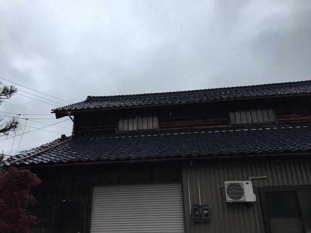 生駒市 屋根施工前