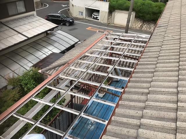 桜井市 波板 無料点検
