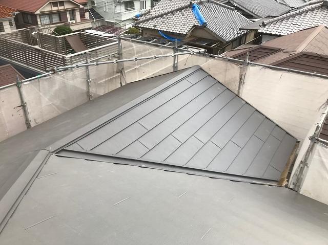 奈良市 スーパーガルテクト 設置