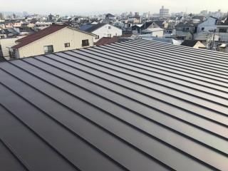 奈良市 立平葺き 設置