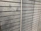 奈良市のカラーベスト屋根の住宅の外壁塗装前