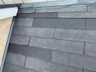 補修洗浄後の屋根
