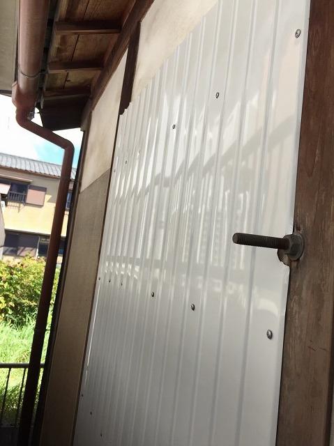 別棟の外壁メンテナンス