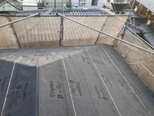 高品質な防水紙で雨漏りを起こさない屋根