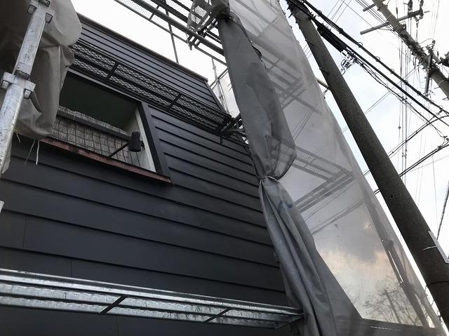 奈良 スーパーガルテクト 設置