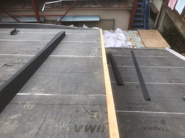 桜井市 貫板 設置