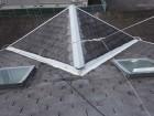 屋根の無料点検の様子