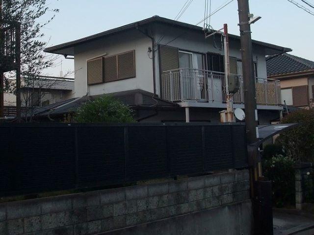生駒市の屋根の葺き替え工事、完成