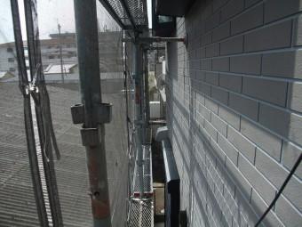 工事前の外壁の様子
