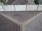 生駒市でカバー工法工事をする前のスレート屋根