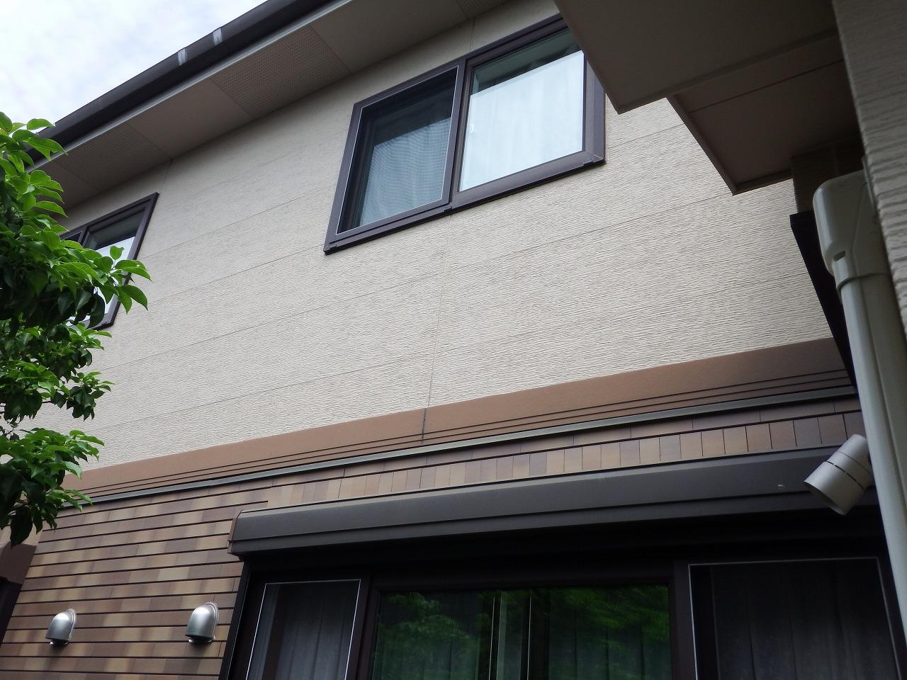 生駒市で外壁の点検