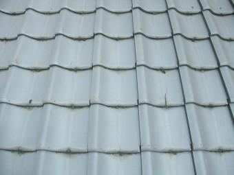 屋根瓦の状態