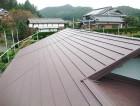 完工後の大屋根