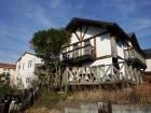 生駒市で強風により屋根材が剥がれて雨漏りする原因調査