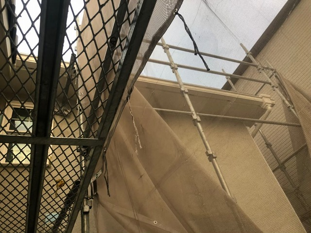 生駒市 新築住宅 雨樋設置