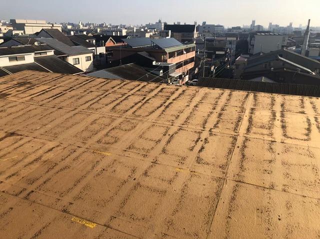 奈良市 瓦棒葺き屋根 無料点検