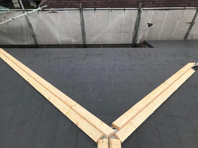 奈良市 貫板 設置