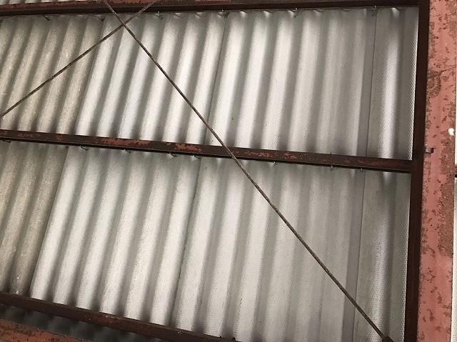新しくなった屋根裏の状態
