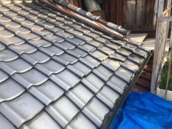 三郷町 複合型瓦屋根 部分葺き替え