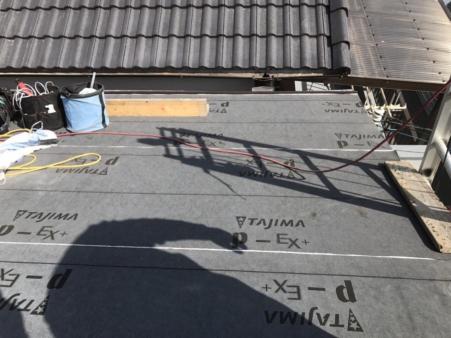奈良市4 防水紙