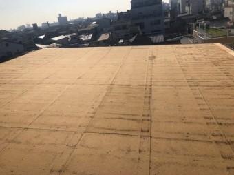 奈良市 瓦棒葺き(トタン葺き)