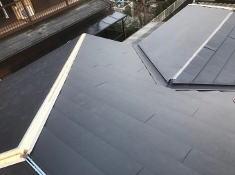 屋根材設置