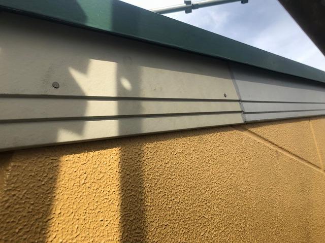天理市の破風板補修工事完成
