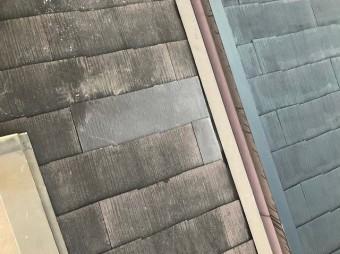葛城市 カラーベスト屋根 部分補修