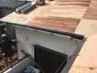 構造用合板を敷き詰めて増し張り