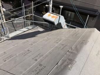 奈良市 防水紙 設置
