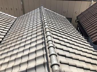 奈良市で切り妻屋根の無料点検